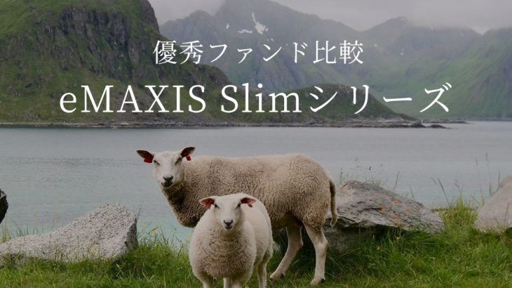 投資信託eMAXIS Slimシリーズの人気ファンド比較を比較、一番優秀な銘柄はどれ?
